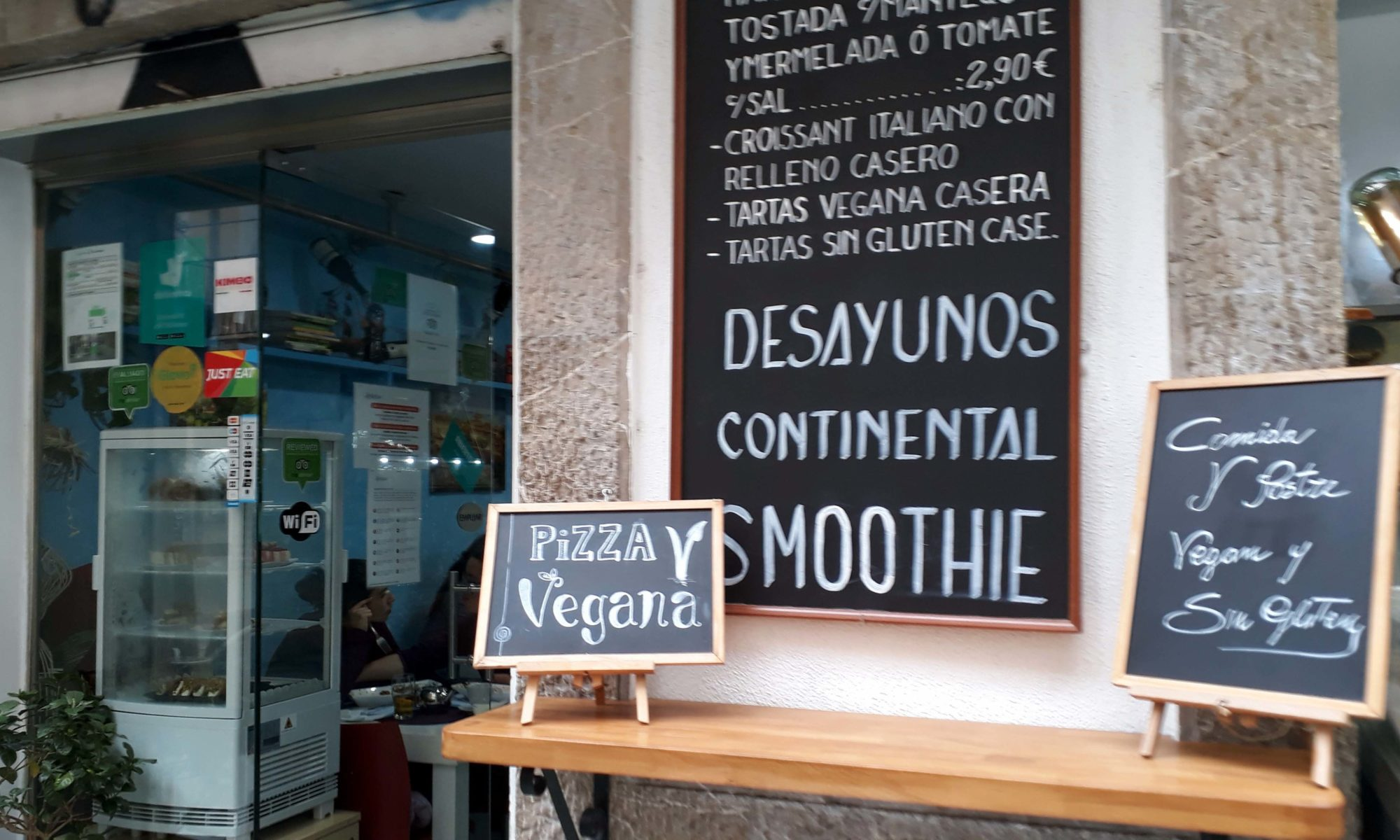 Vegan in Palma de Mallorca