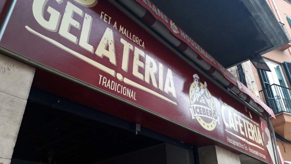 Bei Iceberg Mallorca gibt es auch veganes und glutenfreies Eis