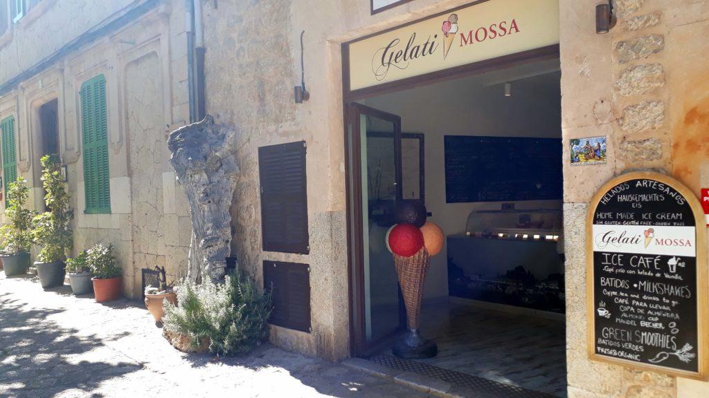 Gelati Mossa: Veganfreundliche Eisdiele in Valldemossa, Mallorca