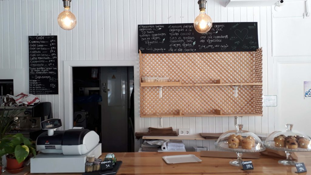 Tablespoon Bakery Cafe in Inca, Mallorca