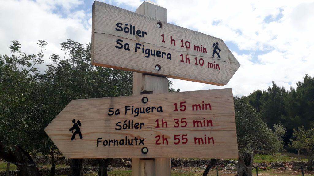 Von Port de Sóller führen mehrere Wege nach Sóller