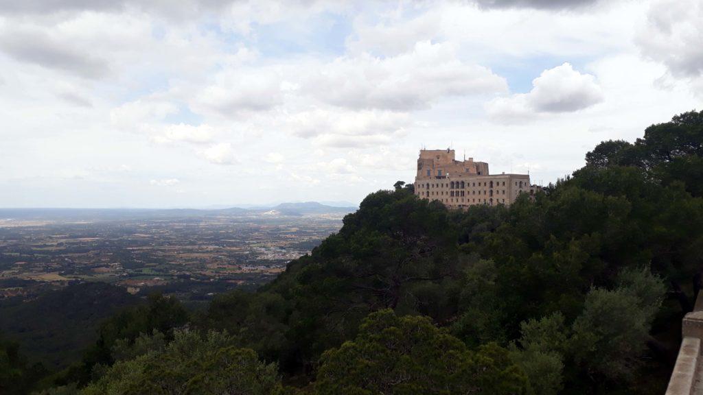 Santuari de Sant Salvador auf Mallorca