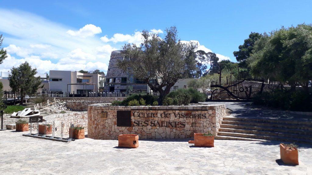 In Ses Salines bei Colònia de Sant Jordi befindet sich auch das Besucherzentrum des Nationalparks Archipiélago de Cabrera