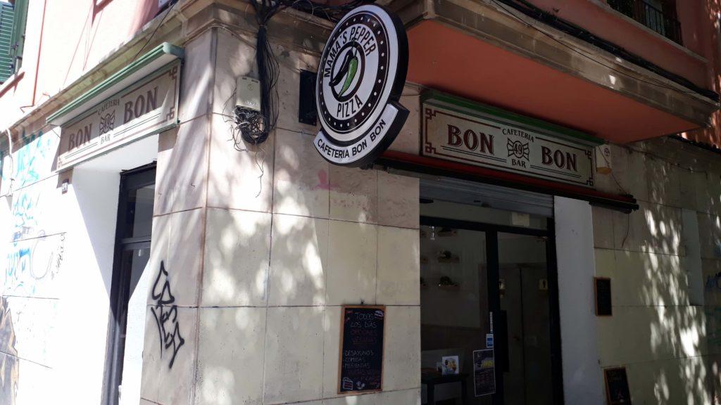 Cafeteria Bon-bon in Palma de Mallorca
