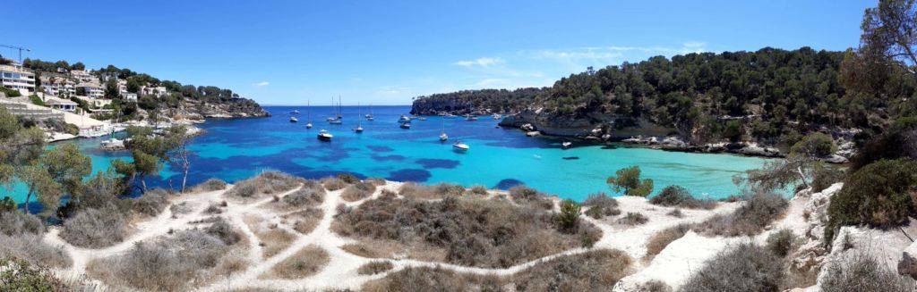 Paradiesbucht Cala del Mago auf Mallorca
