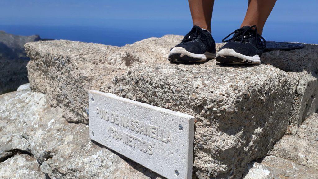 Der Puig de Massanella: höchster begehbare Gipfel Mallorcas