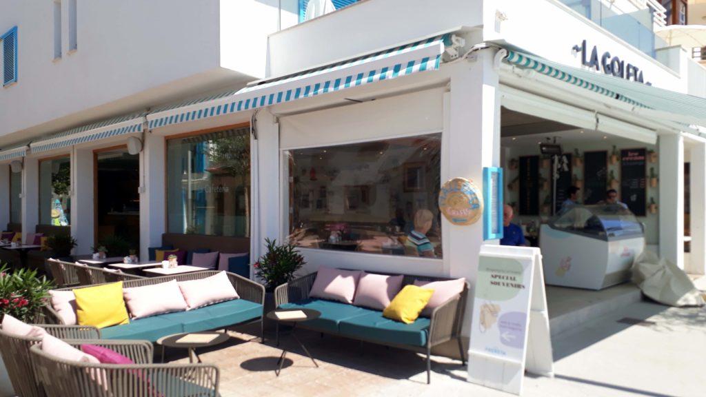 La Cafetería by La Goleta in Port de Pollença, Mallorca