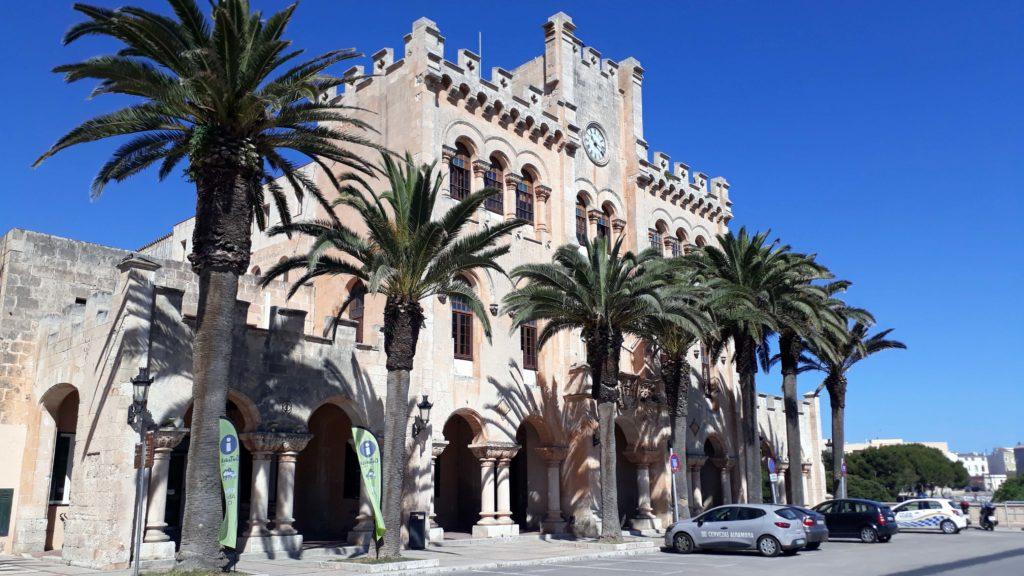 Rathaus Ajuntament de Ciutadella de Menorca