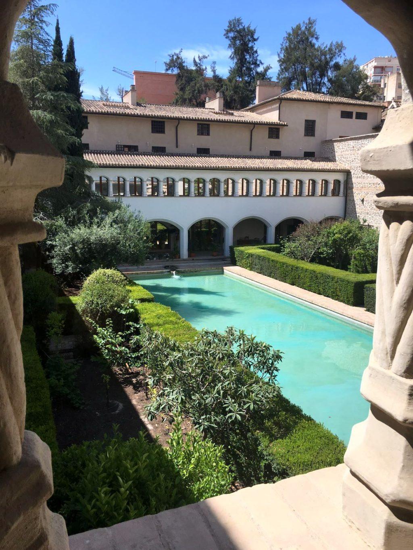 Kloster und Museum von Santa Clara