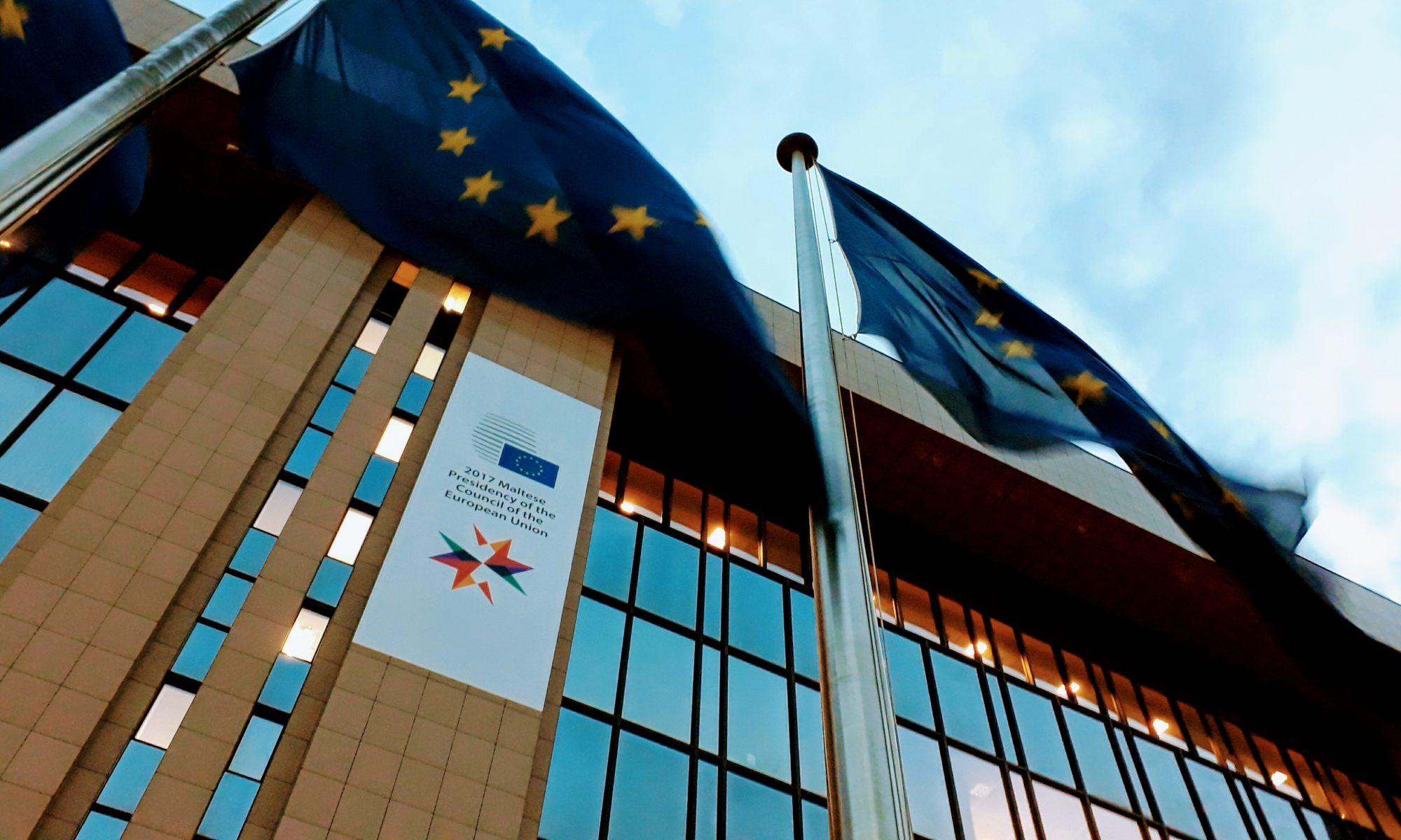 Brüssel, Hauptsitz der Europäischen Union
