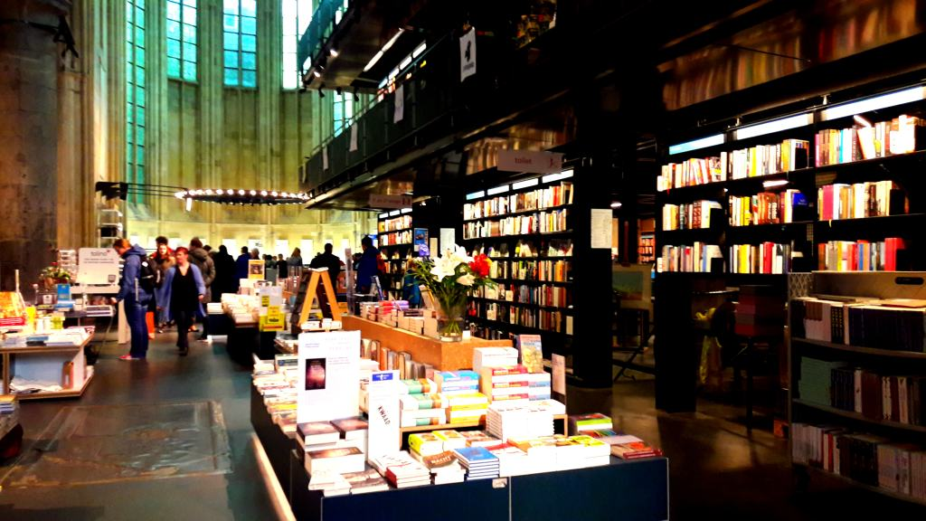Buchhandlung Selexyz in Dominikanerkirche