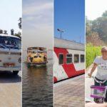 Fortbewegung in Ägypten