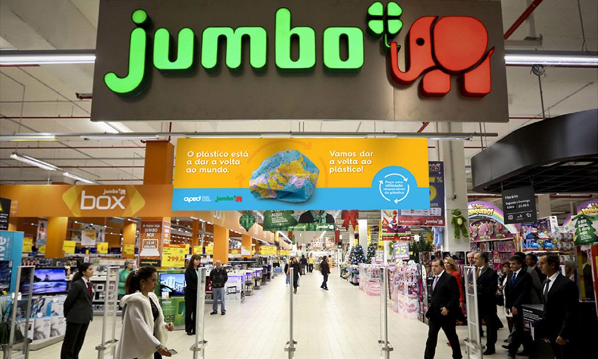 Vegane Produkte bei Jumbo in Portugal
