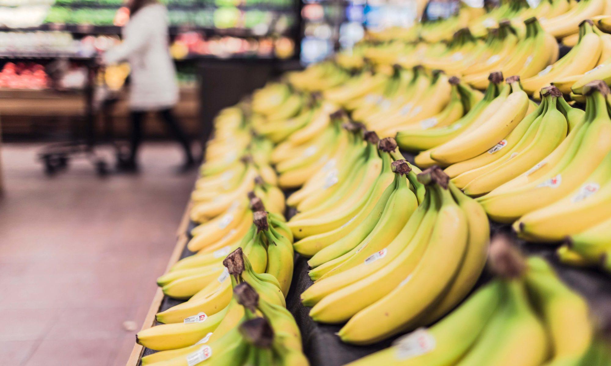 Veganes im Supermarkt in Portugal