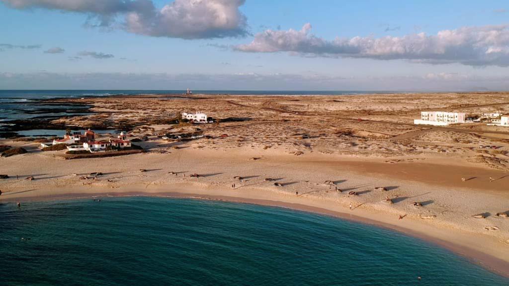 Bucht La Concha bei El Cotillo
