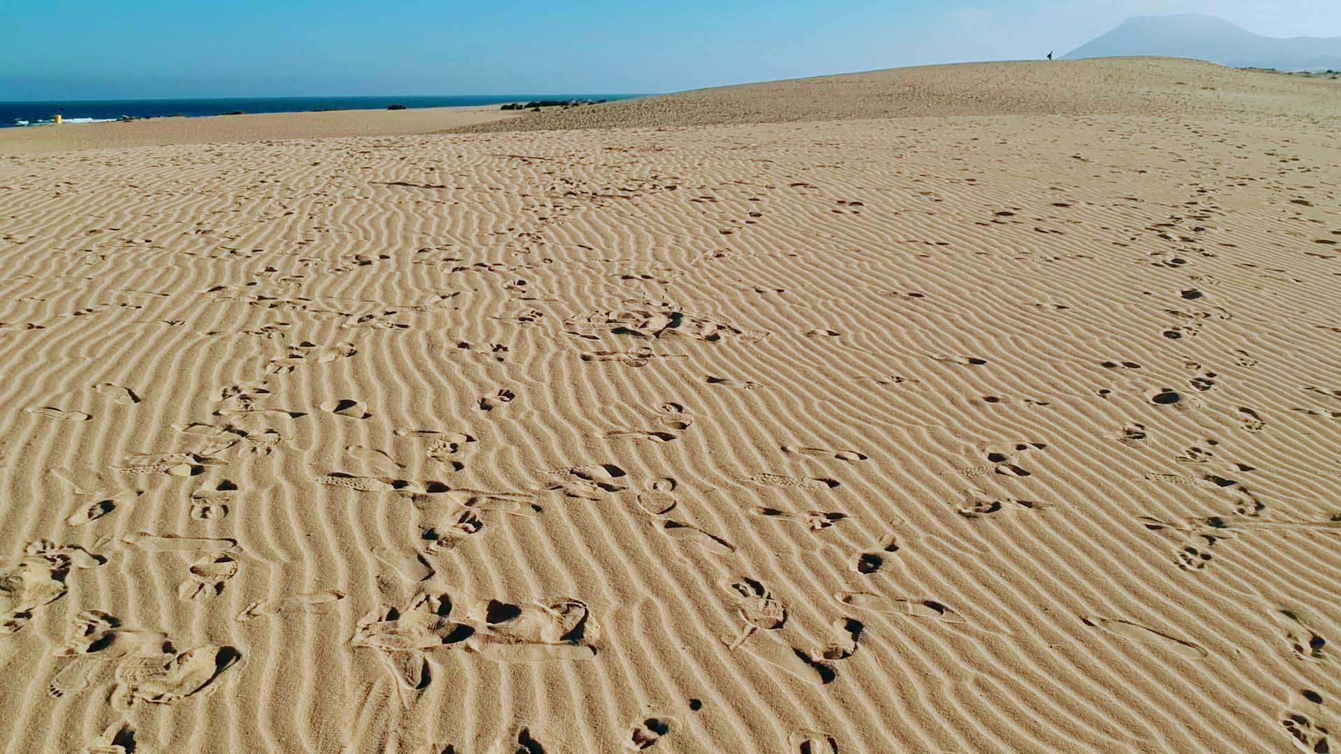 Fuerteventura: Endlose Sanddünen