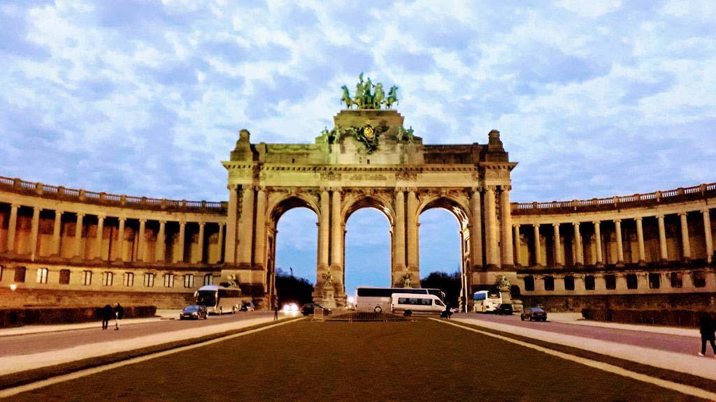 Triumphal Arch at Jubelpark