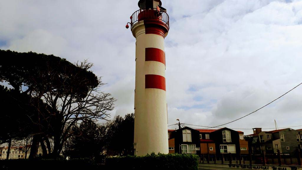 New lighthouse