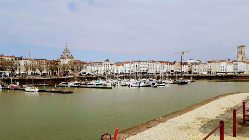 The old harbor (Le Vieux Port)