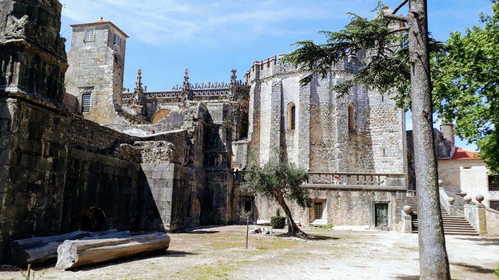 Convento de Cristo in Tomar