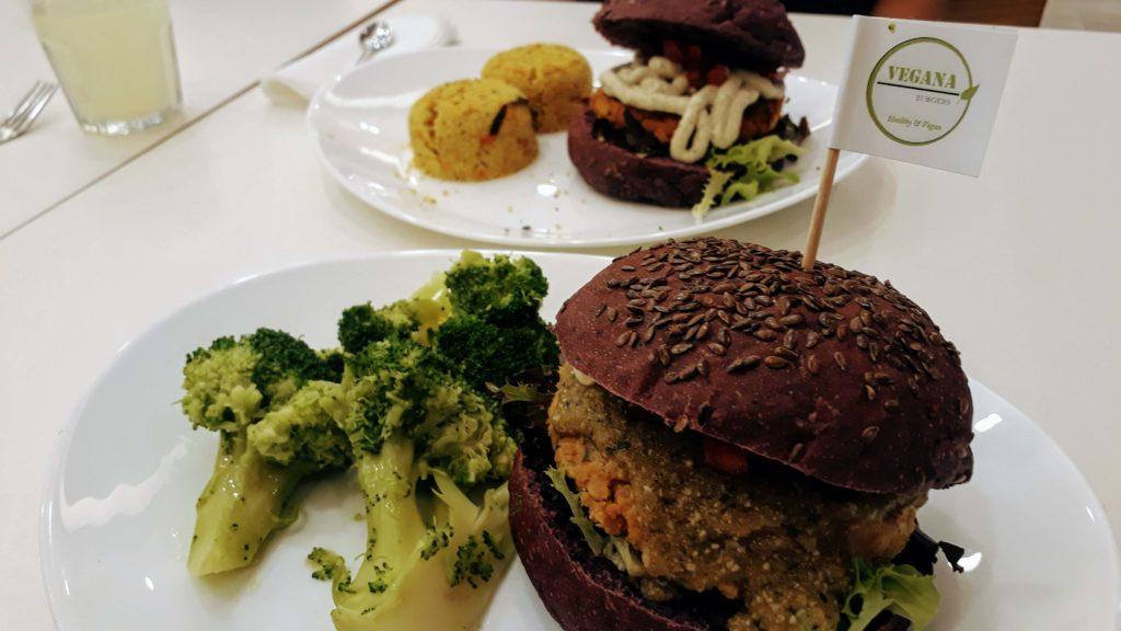 Vegana Burgers