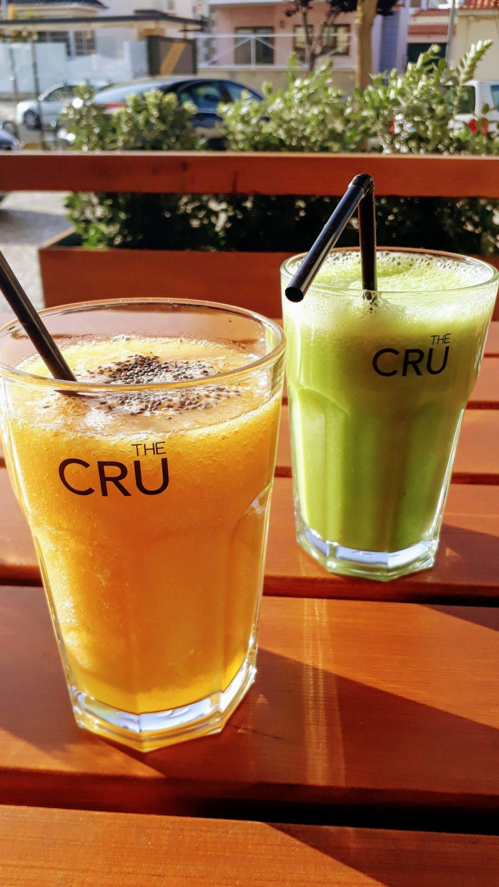 The Cru – Organic, Raw & Healthy Food