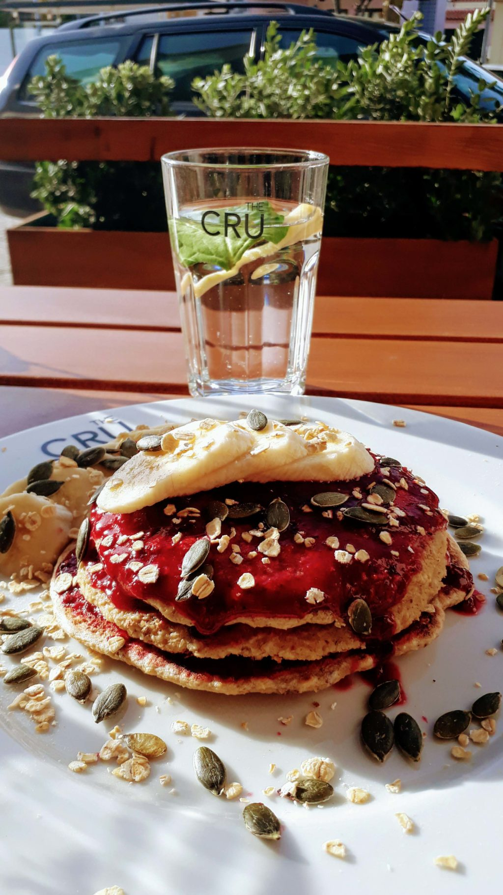 The Cru – Organic, Raw & Healthy Food