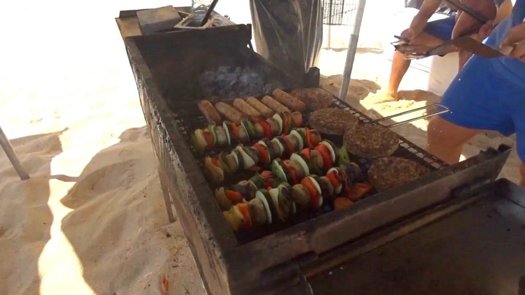 Vegan Beach BBQ