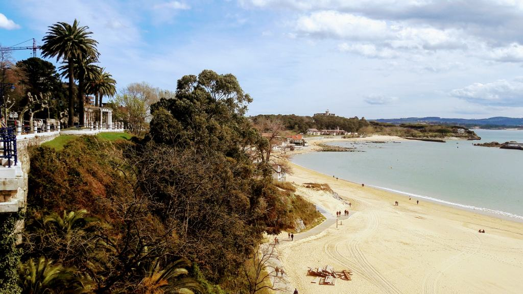 Santander: Popular Seaside Resort