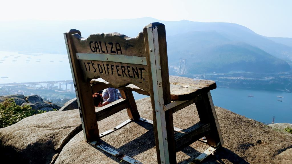 Rías Baixas: Galiza - it's different