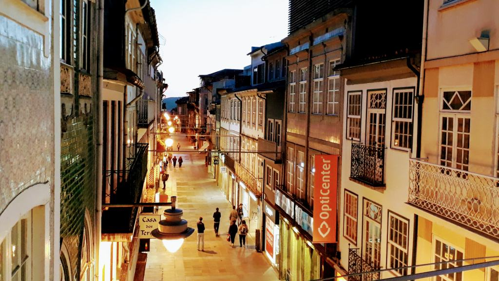 Braga old town
