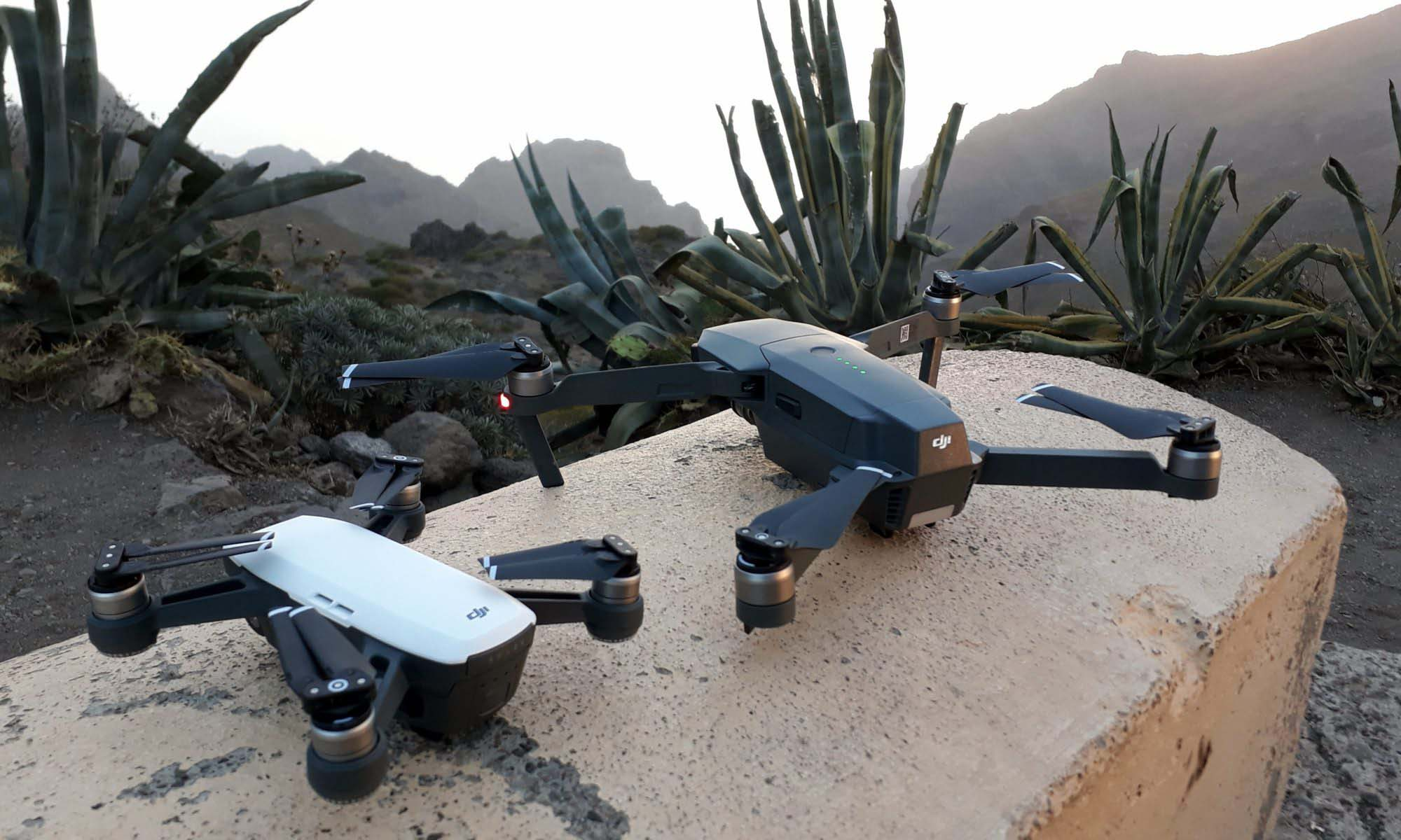 DJI Spark vs. DJI Mavic Pro: Which Drone Is Right For Me?