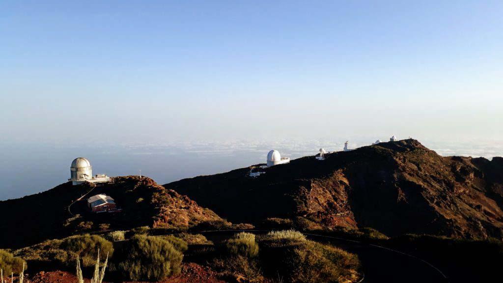 Observatorio del Roque de los Muchachos