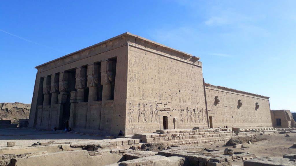 Temple of Hathor in Qena