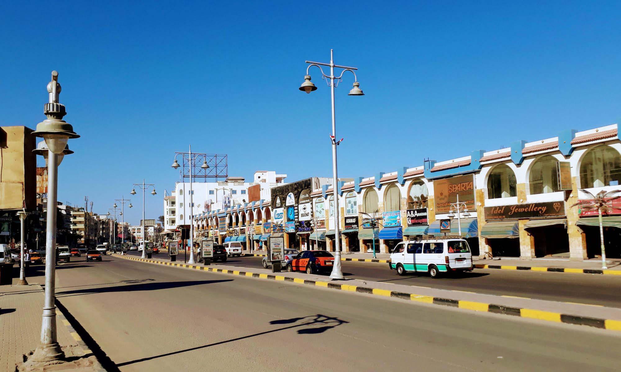 Public transport in Hurghada