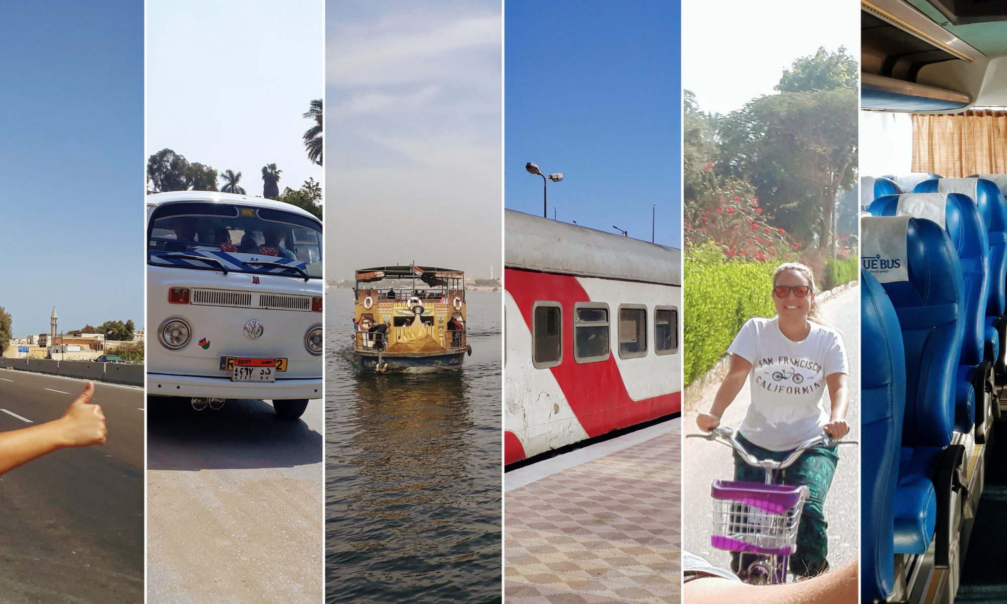 Getting Around in Egypt