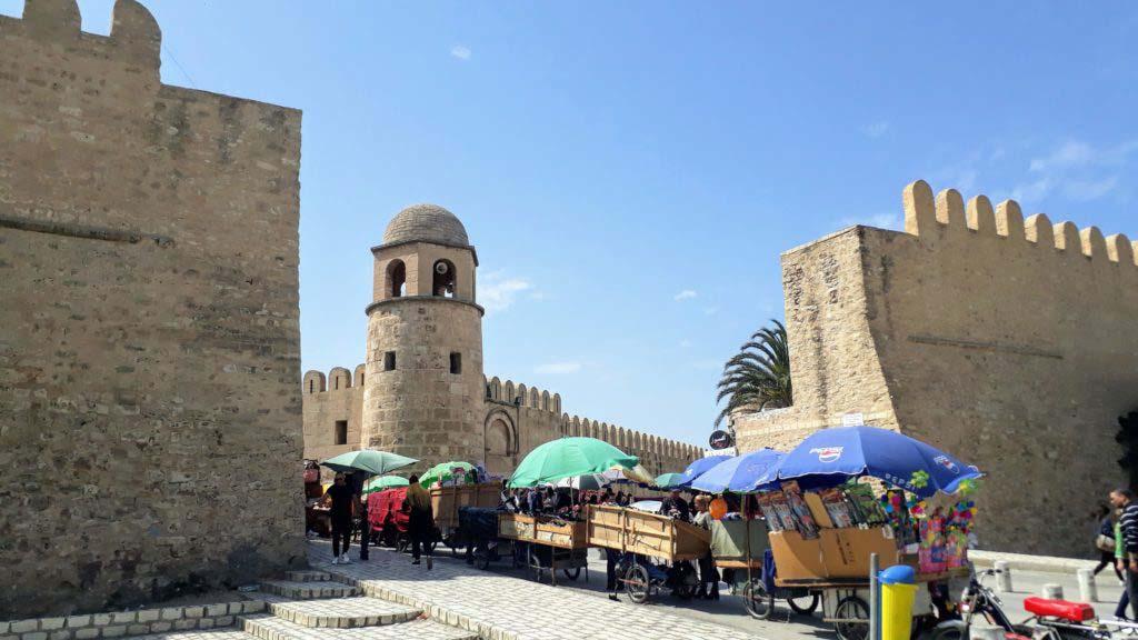 Entrance to the medina