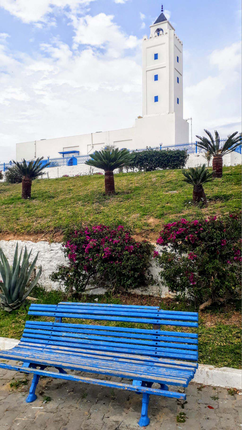 In Sidi Bou Saïd religion has a high priority, the place is considered sacred
