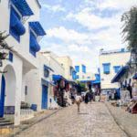 Sidi Bou Saïd: Blue-White Pearl on the Mediterranean