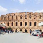 El Djem: Third Largest Amphitheater of the Roman Empire