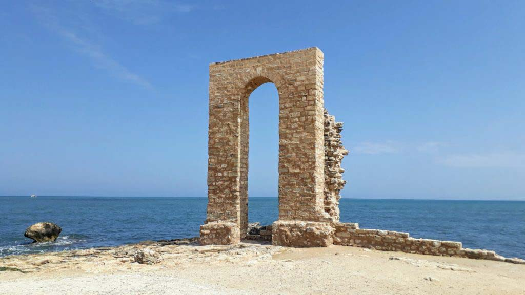 """Sea Gate"" Bab El Bhar"
