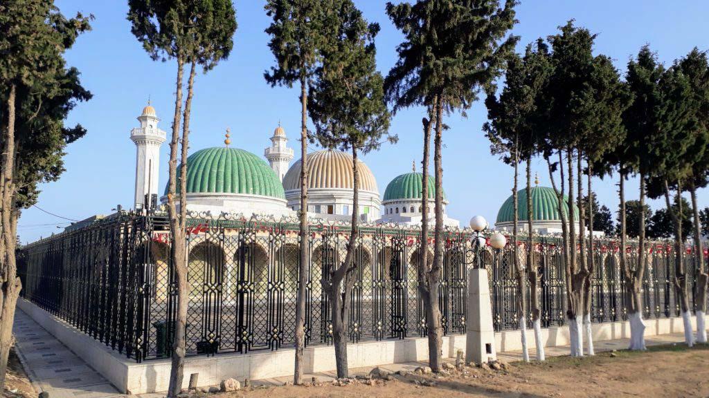 Habib Bourguiba Mausoleum in Monastir