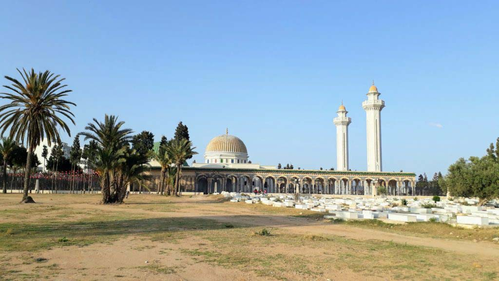 Habib Bourguiba Mausoleum and cemetery of Monastir