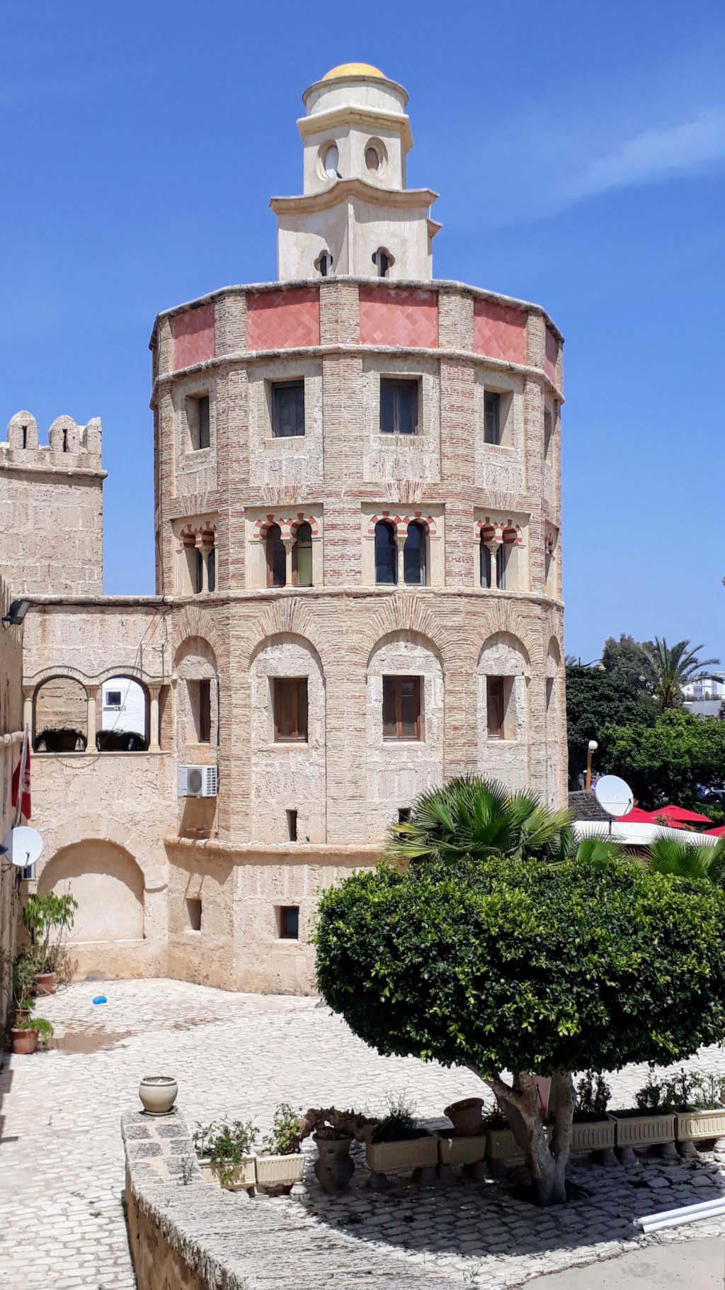 Tour d'Or in the Medina Mediterranea