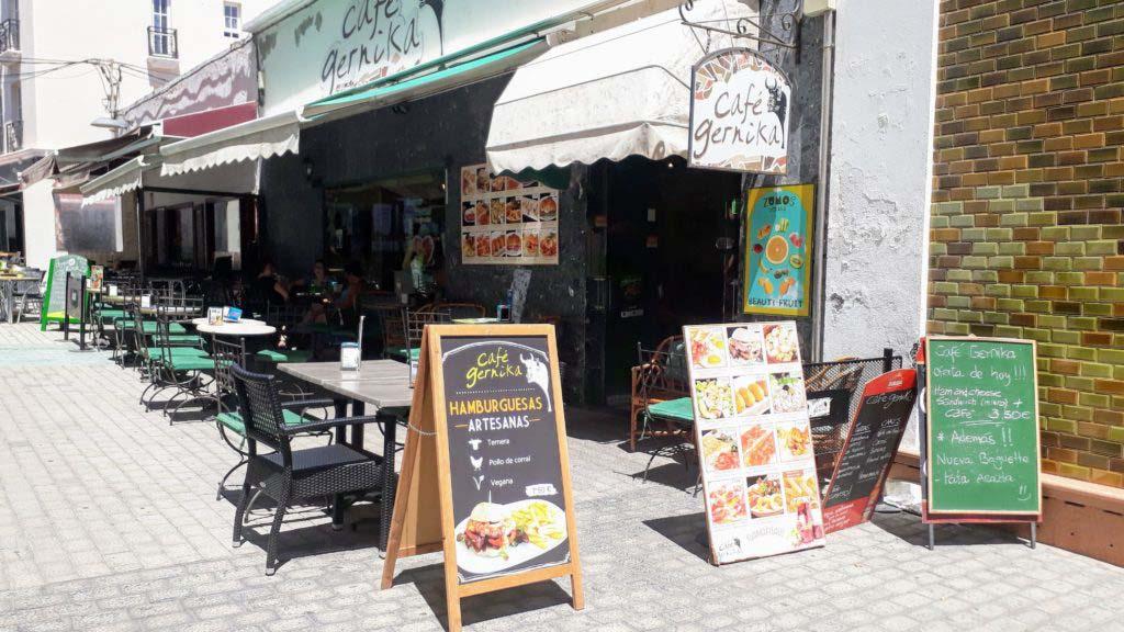 Vegan on Lanzarote