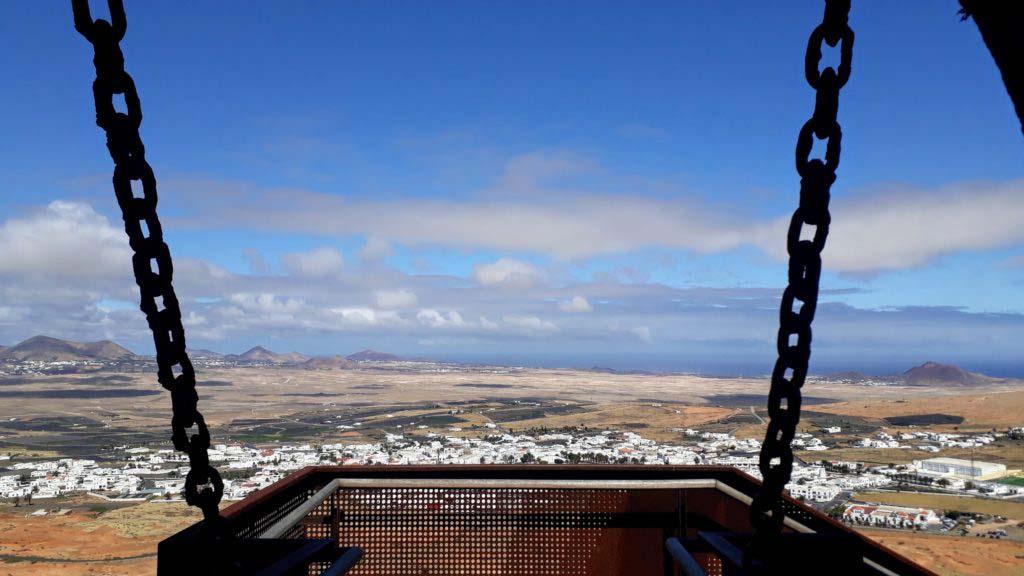 View from the Castillo de Santa Bárbara
