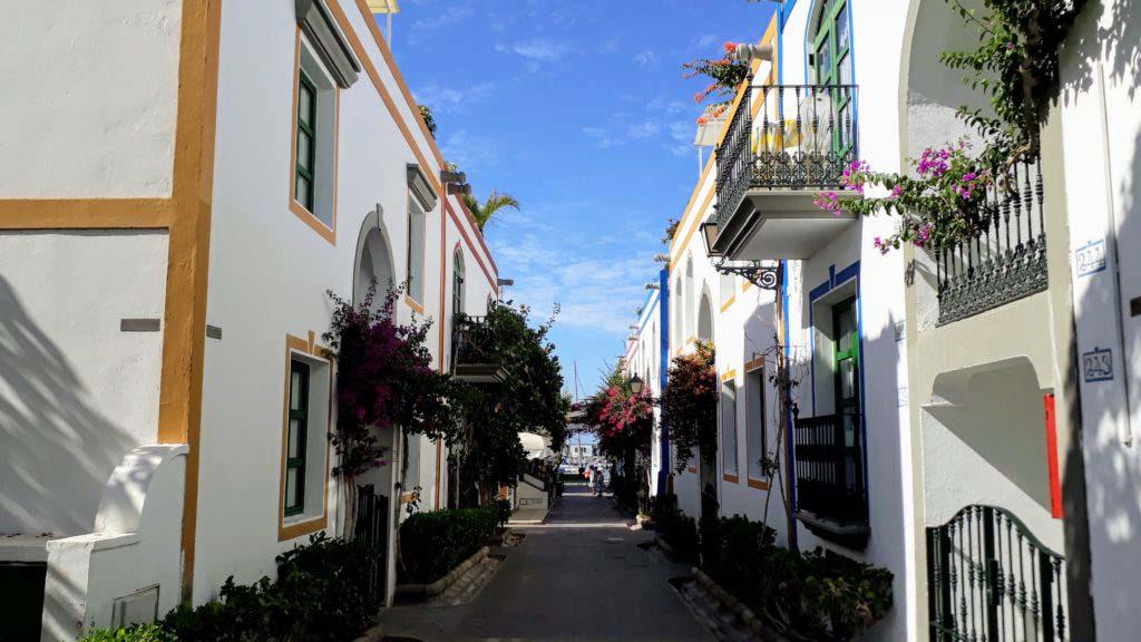 """Venice of the South"": Puerto de Mogán on Gran Canaria"