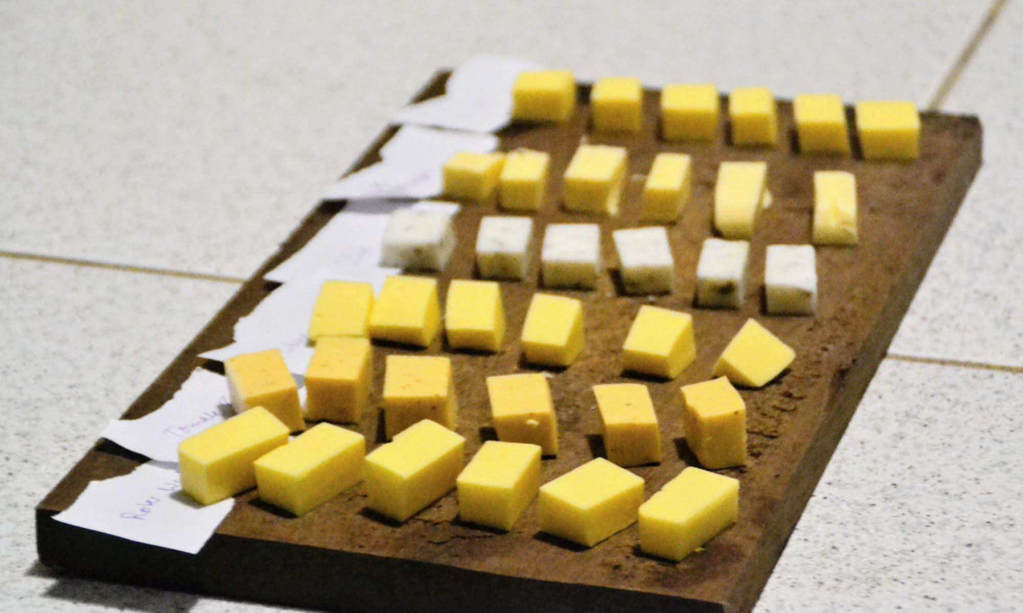 Cyprus: Vegan Cheese Paradise