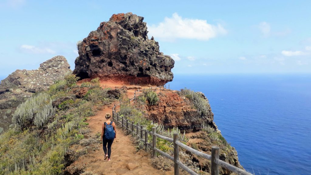 Our favorite hike in Tenerife: From Chinamada to the Punta del Hidalgo peninsula