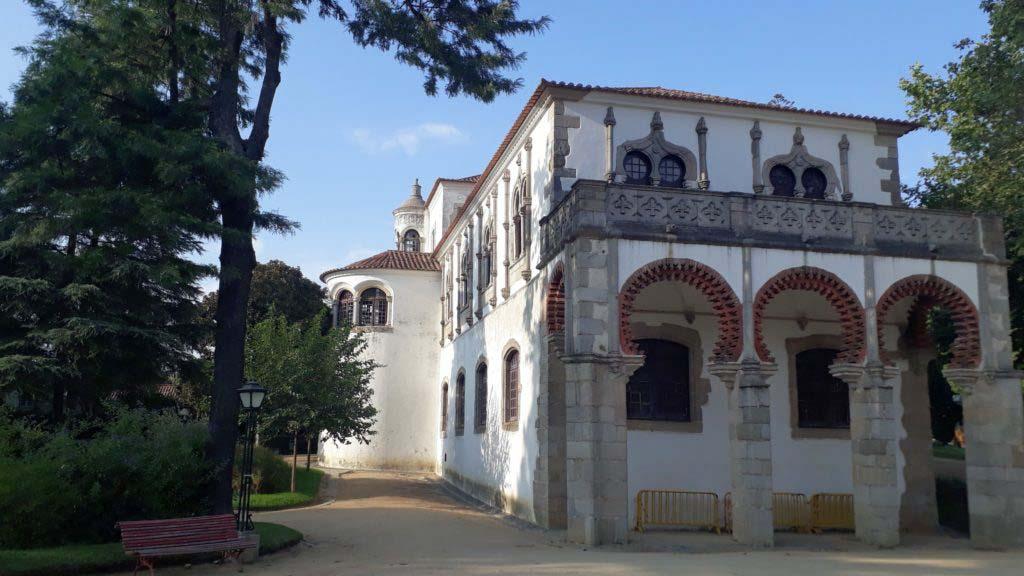 Royal Palace Paço dos Condes de Basto